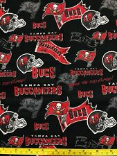 NFL Tampa Bay Buccaneers Football FABRIC 18