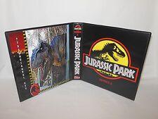 Custom Made Jurassic Park Series 2 Trading Card Album Binder