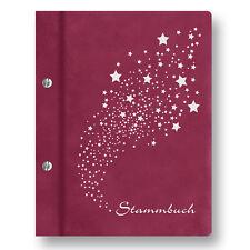 """SALE Stammbuch der Familie """"Light"""" A4 fuchsia Familienbuch Stammbücher Dokumente"""