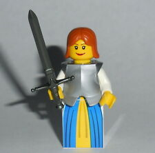 HISTORICAL Lego Joan of Arc  Genuine Lego Parts Martyr, saint & military leader