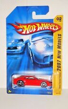 2007 Hot Wheels New Model #002 Chevy Camaro Concept - Variant Red