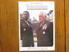 Aug. 14-1994 N Y Times TV Magazine(FOREST  WHITAKER/THE BROTHERS GRUNT/WHITEWASH