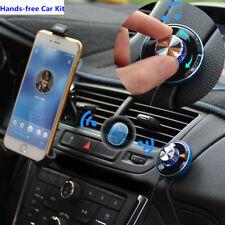 3.5mm Car USB AUX Adapter Bluetooth V4.0 Wireless Music Receiver Handsfree IOS