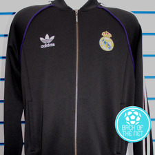Real Madrid Tracksuit Top  Size:M