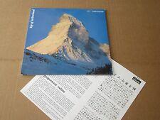 TOP OF SWITZERLAND LES AMBASSADEURS SWISS FOLKLORE ALPHORN JODEL OMEGA TISSOT LP