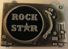 Rock Star Club DJ platine rétro mixage Pont ceinture