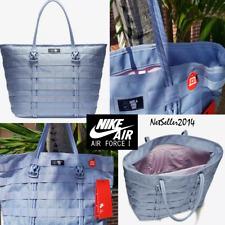 🔥🆕👌UNISEX Nike AF-1 Tote Bag Shoulder Bag Lifestyle Casual Blue BA5831-460