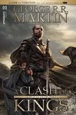 Game of Thrones: Clash of Kings #1 CVR B Dynamite Comics NM George RR Martin