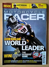 Motorcycle Racer 130 June 2010 - LCR Honda, Leon Haslam, Scott Redding