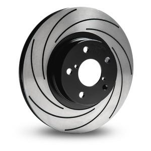 Tarox F2000 Rear Solid Brake Discs for Peugeot 308 GTi (2013 >)
