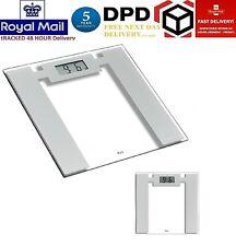 Weight Watchers Ultra Delgado Electrónico Digital Cristal Peso corporal Báscula de baño