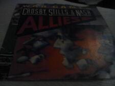 "CROSBY STILLS & NASH WAR GAMES 7"" VINYL Italy release"
