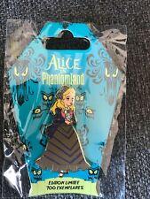 PIN Alice Phantom Manor Haunted AUTHENTIC Phantomland event Disneyland Paris