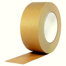 Paper Kraft Shipping Packing Box Carton Sealing Roll Tape Writable Brown