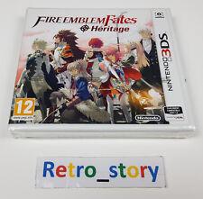 Nintendo Fire Emblem Fates HERITAG 3ds