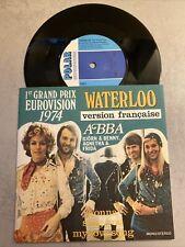 "ABBA | WATERLOO (french) | 7""Vinyl Single | NEU | BJÖRN & BENNY AGNETHA FRIDA"