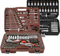 Socket Set Universal Car Repair Tool Ratchet Set Torque Wrench Combination Tools