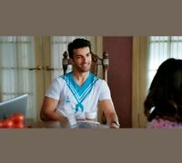 JANE THE VIRGIN/JUSTIN BALDONI, RAFAEL/SCREEN WORN WARDROBE UNIFORM TOP