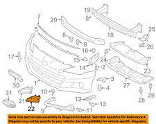 SUBARU OEM BRZ Front Bumper-Foglight Fog Light Bezel Cover Trim Left 57731CA160