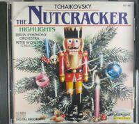 Tchaikovsky: The Nutcracker Highlights CD
