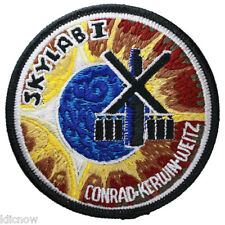 Skylab 2 Embroidered Patch (Official Patch)10cm Dia approx