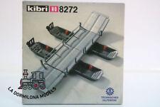 KIBRI 8272 H0 Puente alternativo con BARCAZAS - NUEVA A ESTRENAR