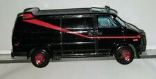 "2011 Hot Wheels ""The A-team Van (' 83 -'84 GMC Panel Van) Fox TM GM televisión"