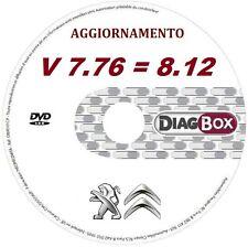 DIAGBOX VERSIONE 7.76 1/2016 PER LEXIA 3 PEUGEOT-CITROEN ITALIANO AUTODOAGNOS