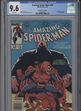 AMAZING SPIDERMAN #249 NM 9.6 CGC CANADIAN PRICE VARIANT WHITE PAGES HOBGOBLIN A