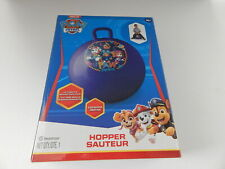 """Hedstrom Nickelodean 15"""" Paw Patrol Hopper Ball With Handle Hop Ball for Kids"""