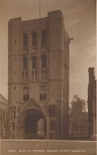 BURY ST EDMUNDS ( Suffolk) : Norman Tower RP-JUDGES