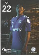 AK Atsuto Uchida  FC Schalke 04  2014/15