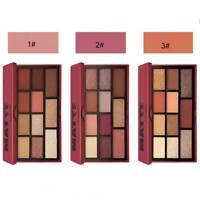 Matte Eyeshadow Makeup Palette Long Lasting Waterproof Nude Eye Shadow Powder