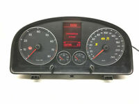 VW Touran Caddy Km/H Compteur de Vitesse Instrument Cluster Speedo 1T0920873D