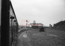 PHOTO  BARRY DOCK RAILWAY STATION IN THE 1960'S (2)