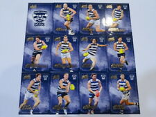 2020 AFL SELECT DOMINANCE TEAM SET 12 CARDS GEELONG CATS