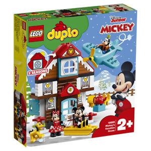 LEGO DUPLO Disney Mickys Ferienhaus - 10889