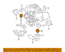 Mercedes MERCEDES-BENZ OEM 08-10 C300-Engine Motor Mount/Torque Strut 2042401517