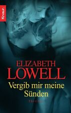 Vergib mir meine Sünden. - Elizabeth Lowell