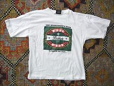 Vtg FIJI BITTERS Brewing Brewery BEER T-SHIRT Size Men's LARGE Pacific Island