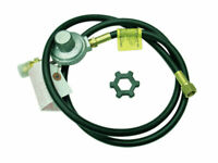 Mr. Heater  3/8 in. Dia. x 5 ft. L Brass/Plastic  Hose Assembly And Regulator