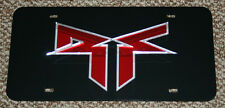 "Rockford Fosgate Logo Mirror License Plate Punch 12"" 15"" P2"