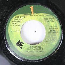 Rock 45 John Lennon - Whatever Gets You Thru The Night / Beef Jerky On Apple Mus