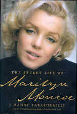 """The Secret Life of Marilyn Monroe"" by J. Randy Taraborrelli, 1st Ed., HCDJ 2009"