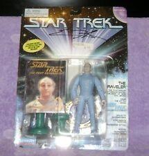 1995 Star Trek Next Generation THE TRAVELER Eric Menyuk Autographed Signed NIP