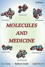 Moléculas Y Medicina Tapa Dura Decir J. Corey