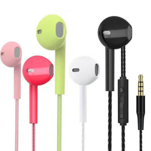 3.5 Earphones,super Bass High Quality In Ear Headphones Headset iPhone , Samsung