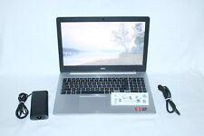 DELL INSPIRON E5575 240G SSD,AMD Ryzen 5  2.00GHz 16 GB TOUCHSCREEN FAST LAPTOP