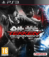 tekken tag tournament 2 para PS3