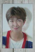 Official BTS 2020 Season's Greetings - RM Lenticular Photo Card